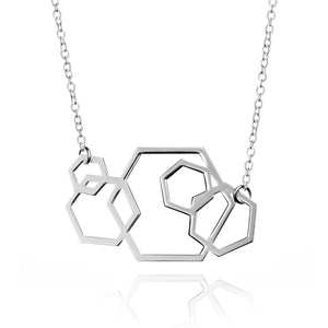 Collar de Hexagon