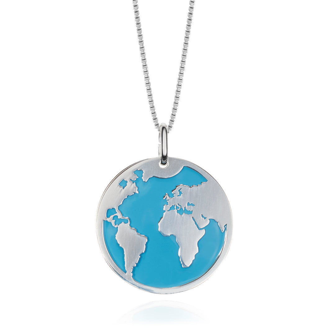Collar OneWorld Blue