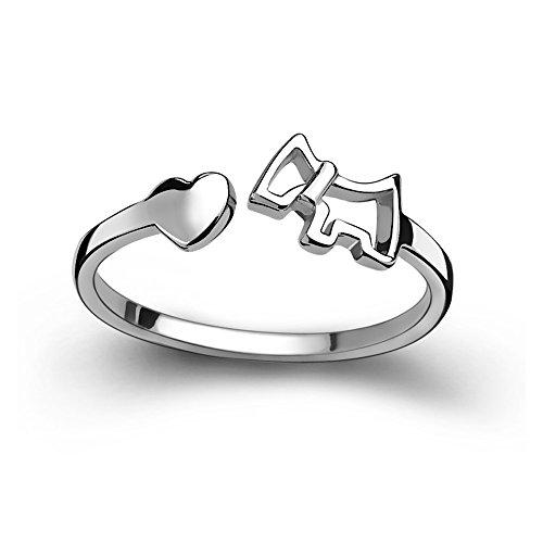 Anillo Dog Love