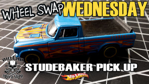 Wheel Swap Wednesday Studebaker Pick Up
