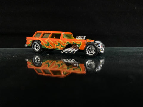 "Hot Wheels ""MADBONE"""