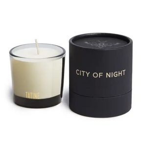 Shop the City of Night Candle by Tatine at Federal & Black
