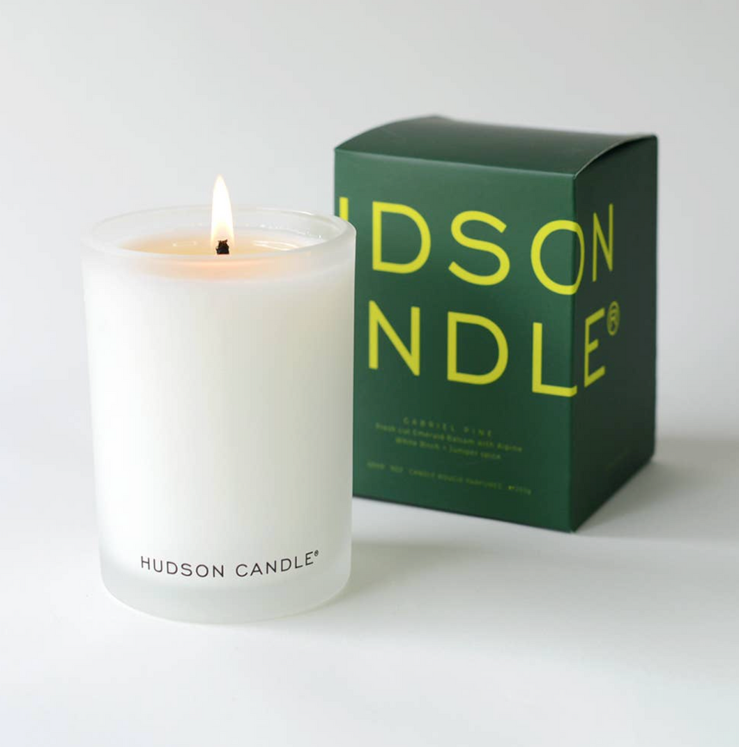 Shop the Gabriel Pine Candle by Hudson Candle at Federal & Black