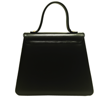 Load image into Gallery viewer, Shop the Calfskin Top Handle Handbag Tote at Federal & Black