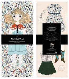 Shop the Magnolia Paper Doll and others by Of Usual Kind at Federal & Black