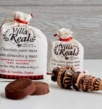 Load image into Gallery viewer, Shop Villa Real Mexican Hot Chocolate, in Sweet Dark flavor, at Federal & Black