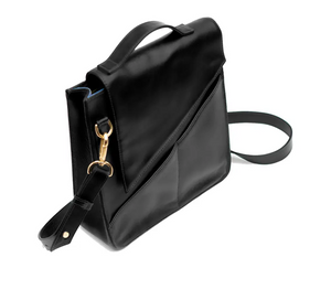 Shop crossbody top handle bags at Federal & Black