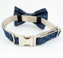 Load image into Gallery viewer, Cape Cod Bow Tie Collar