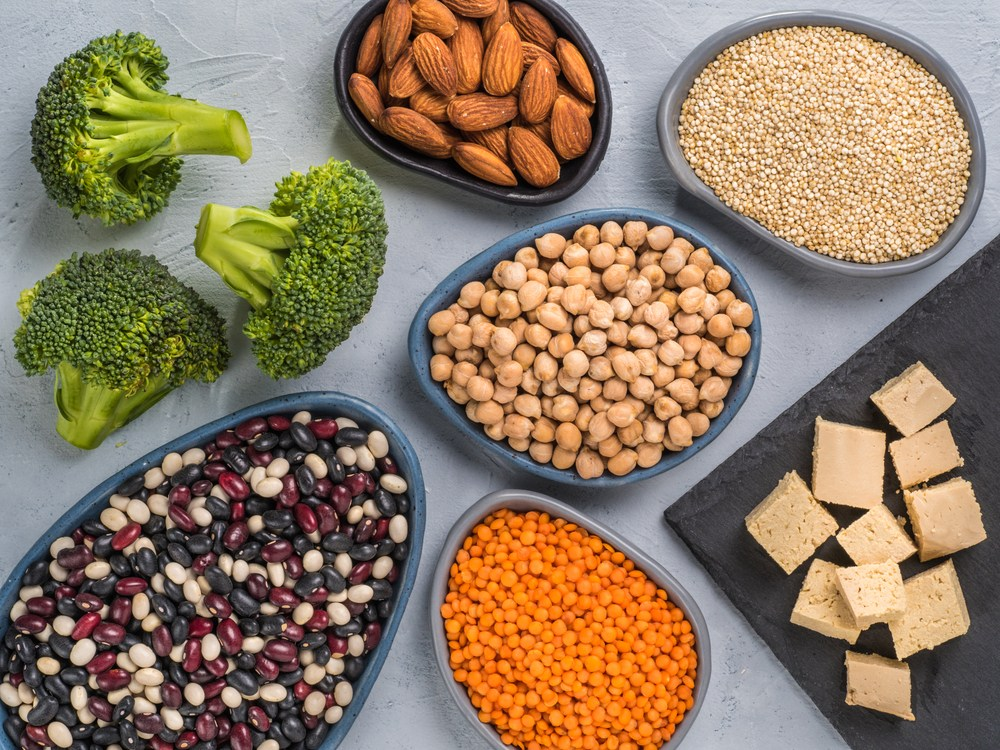 7 high protein sources for vegans