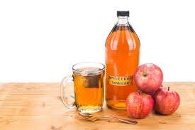 Apple Cider Vinegar- No to dandruff