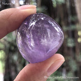 Amethyst Tumbled Stone NO.01
