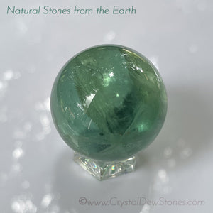 Fluorite Sphere No.2