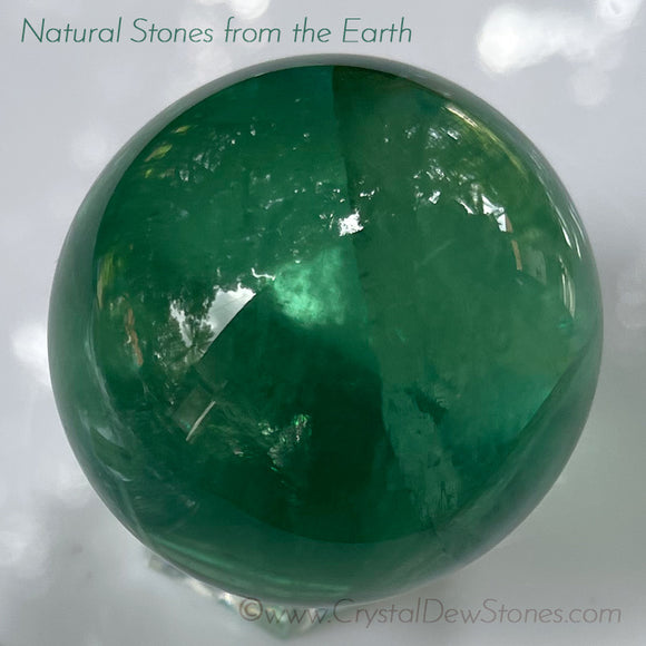 Fluorite Sphere No.3