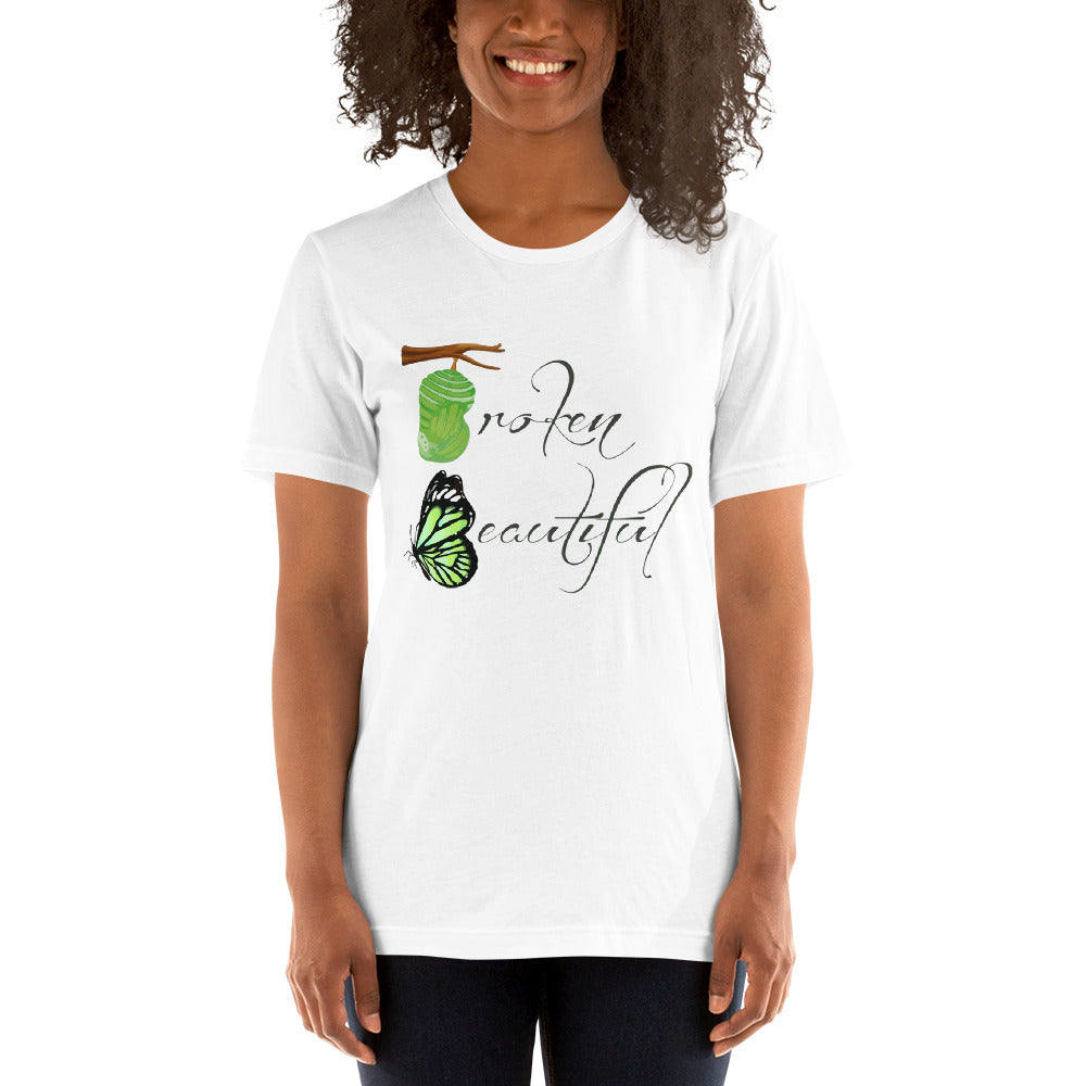 Broken Beautiful T-Shirt - BrokenBeYoutiful