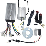 Kit Motor eléctrico 72V 3000W, Brushless