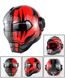 Casco Special Iron Man