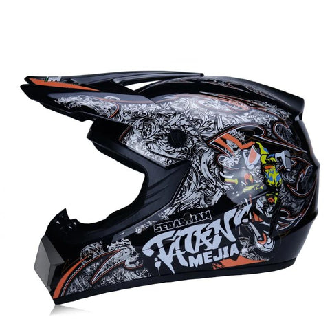 Casco Professional Racing Motocross
