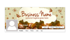 Fall Thanksgiving Facebook Timeline Cover - 112