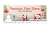 Christmas Facebook Timeline Cover - 135 - Merry Christmas