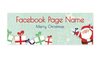 Christmas Facebook Timeline Cover - 136 - Merry Christmas