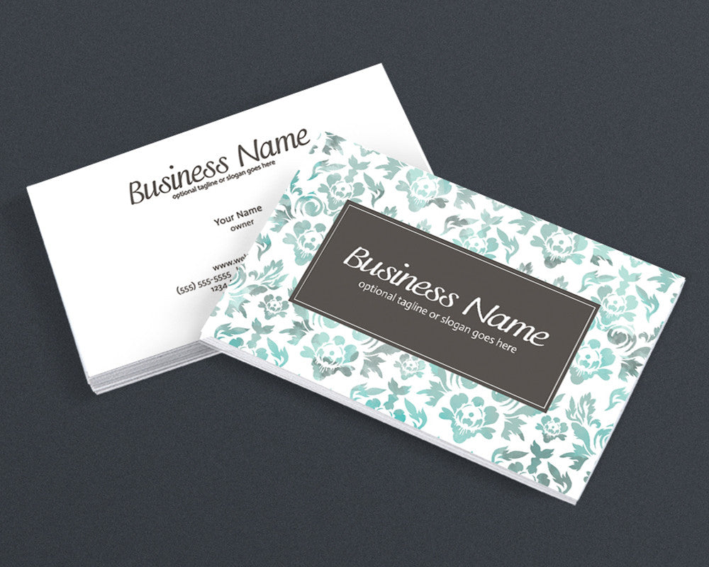 Business Card Design - 2 Sided - The Kaylee Collection