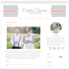 Dainty Chevron - Mobile Responsive WordPress Theme - Genesis Child Theme and Framework