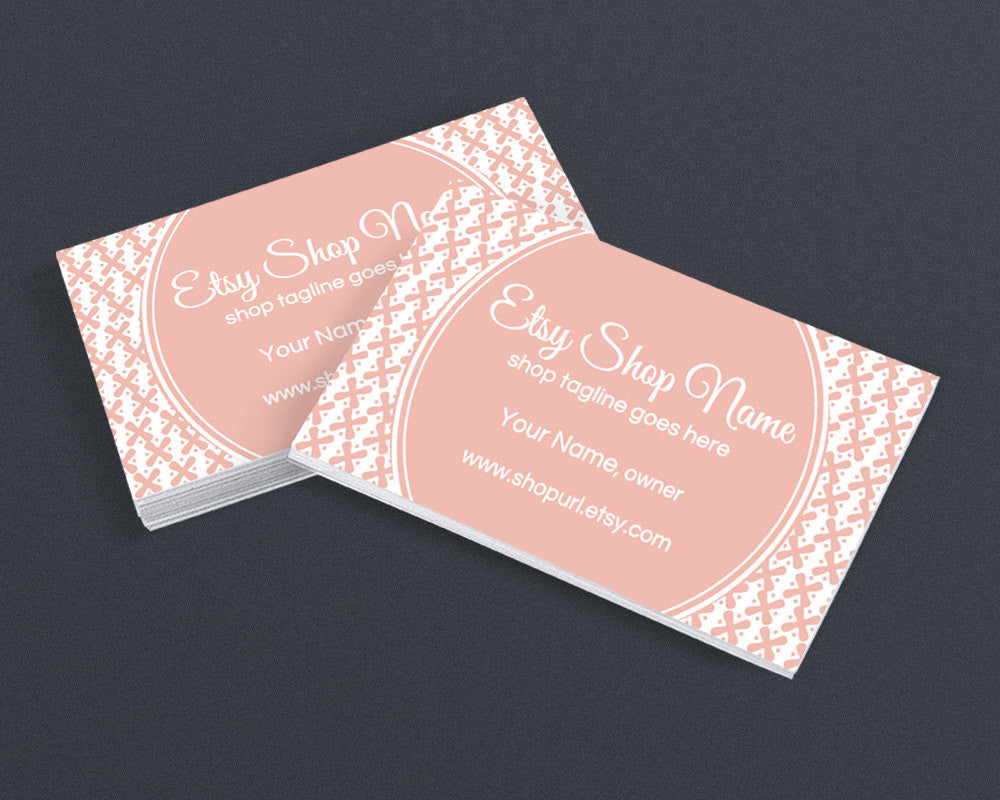 Business Card Design - Fun 42 - Printable Business Card