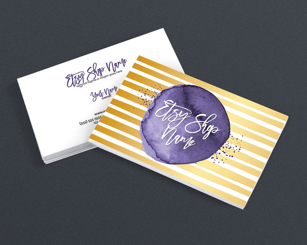 Business Card Template » 2 Sided Business Card Template Word ...