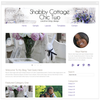 Shabby Cottage Chic 2 - Mobile Responsive WordPress Theme - Genesis Child Theme and Framework