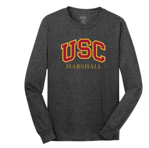 Grey long sleeve shirt Marshall
