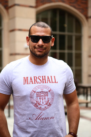 Marshall Alumni Shield T-Shirt