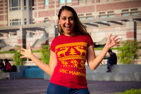 Ugly Marshall Christmas Sweater T