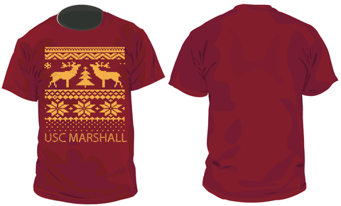 Ugly Marshall Christmas Sweater T – MarshallWear