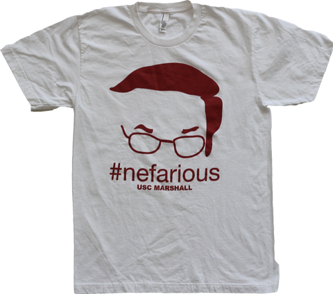 #Nefarious Beatty T Shirt