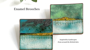 enamel-brooch-landscape-blue-gold-katie-johnston-jewellery