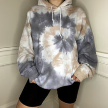 Load image into Gallery viewer, Espresso Swirl Hoodie