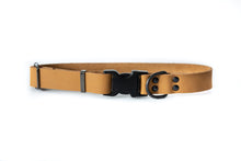 Load image into Gallery viewer, Euro Dog Soft Leather Dog Collar Sport Style Quick Release Buckle Made in USA Affordable Luxury