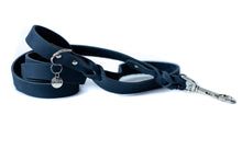 Load image into Gallery viewer, Euro Dog Soft Leather Braided Dog Leash Elegant Style Made in USA Affordable Luxury