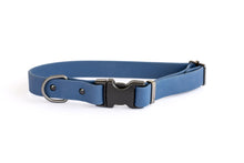 Load image into Gallery viewer, Affordable Luxury Soft PVC Coated Nylon Quick Release Buckle Dog Collar Made in USA