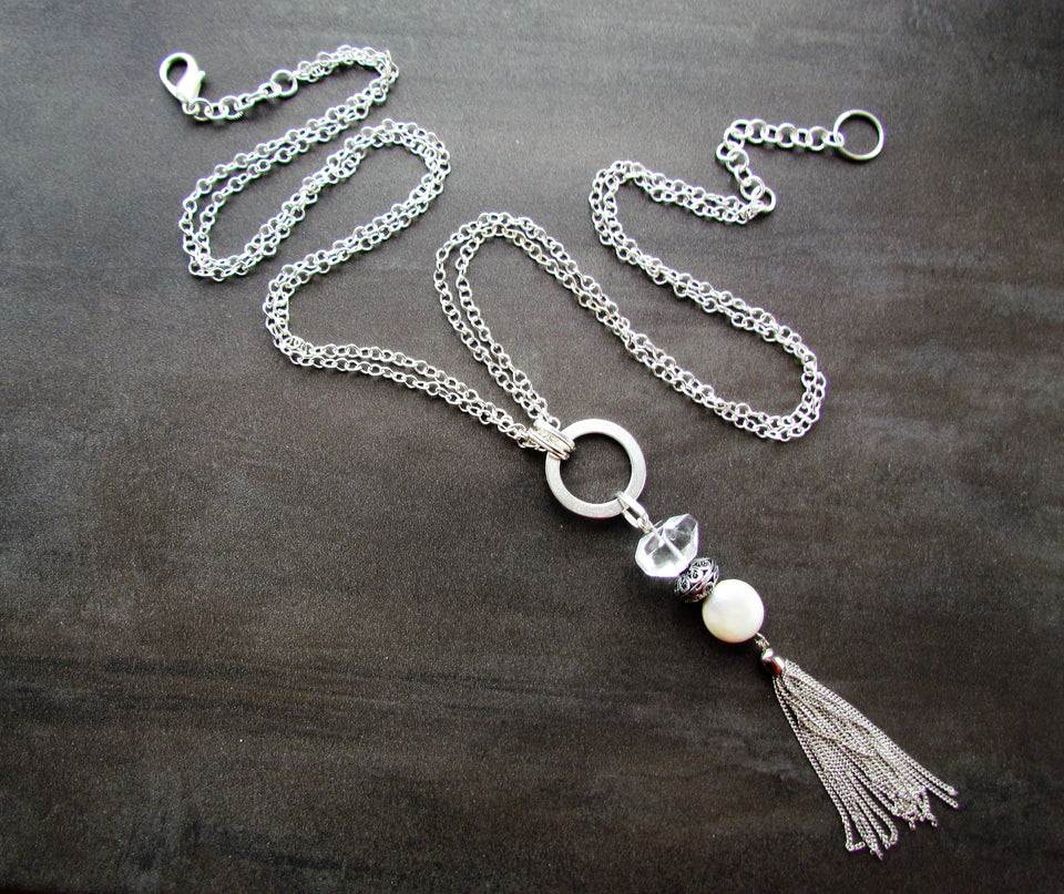 Motherhood Necklace created as exclusive for Shepherd's Fashions
