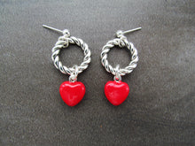 Load image into Gallery viewer, BE MY VALENTINE Earrings