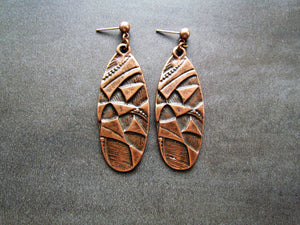 CARLETON COPPER Earrings