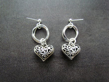 Load image into Gallery viewer, HEART 1 Earrings