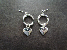 Load image into Gallery viewer, HEART 2 Earrings