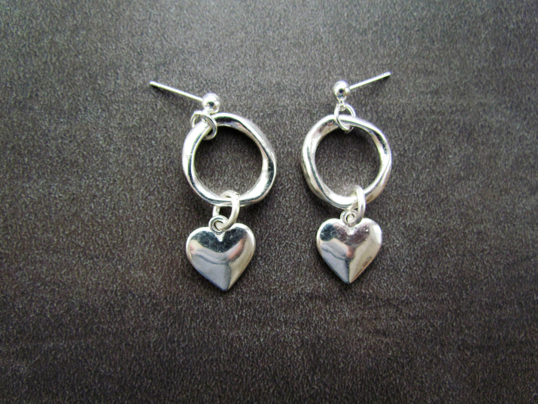 HEART 2 Earrings