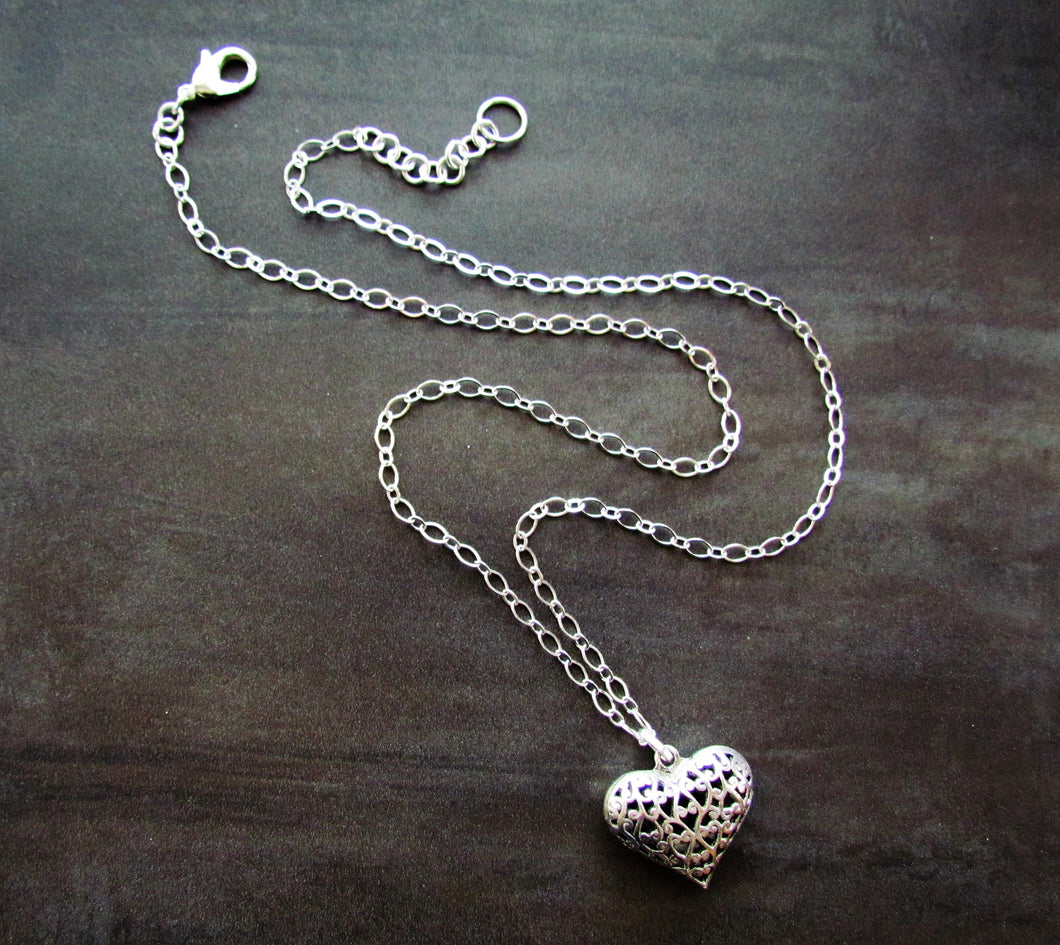 HEART 3 Necklace
