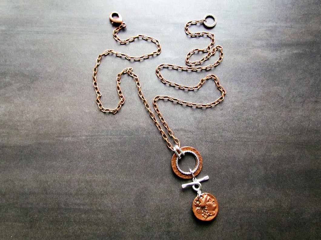 MONETA COPPER Necklace