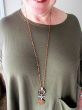 Load image into Gallery viewer, MONETA COPPER Necklace