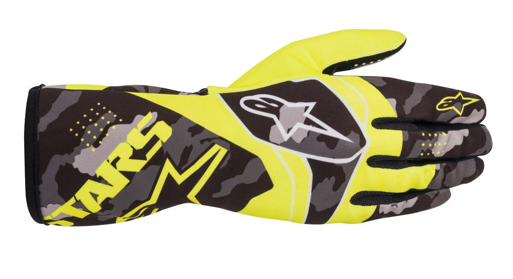 Load image into Gallery viewer, TECH-1 K RACE S V2 CAMO GLOVES