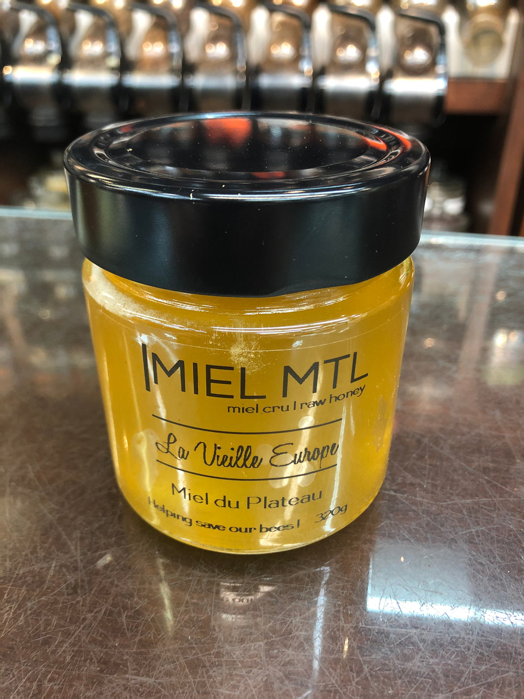 Miel MTL La Vieille Europe